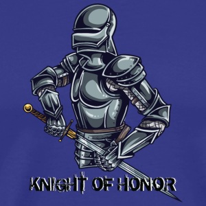 KNIGT OF HONOR 2 - Men's Premium T-Shirt