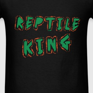 Reptile - Reptile King - Men's T-Shirt