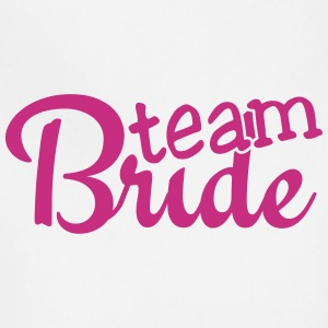 team bride 1c Aprons - Adjustable Apron