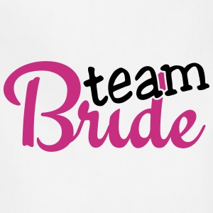 team bride 2c Aprons - Adjustable Apron