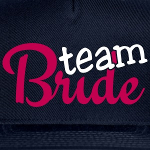 team bride 2c Sportswear - Snap-back Baseball Cap