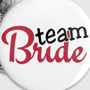 team bride 2c Buttons - Small Buttons