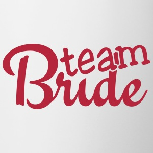 team bride 1c Mugs & Drinkware - Coffee/Tea Mug