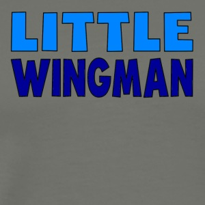 Little Wingman - Men's Premium T-Shirt