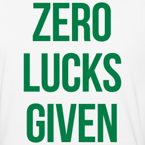 ZERO LUCKS GIVEN T-Shirts - Baseball T-Shirt