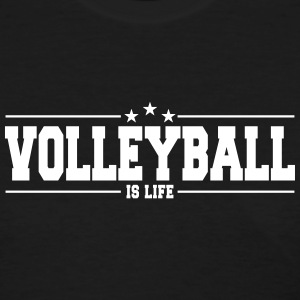 volleyball is life 1 T-Shirts - Women's T-Shirt