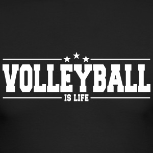 volleyball is life 1 Long Sleeve Shirts - Men's Long Sleeve T-Shirt by Next Level