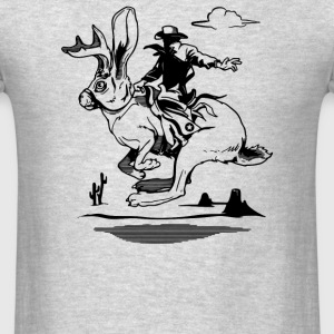 Jackalope - Men's T-Shirt