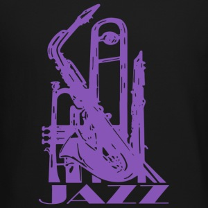 Jazz Music Art - Crewneck Sweatshirt