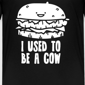 Kawaii Burger - Toddler Premium T-Shirt