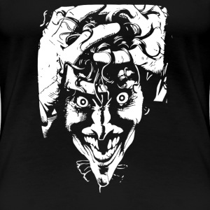 Joker Heath - Women's Premium T-Shirt