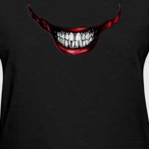 Joker smile - Women's T-Shirt