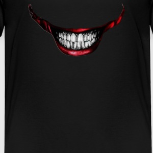 Joker smile - Toddler Premium T-Shirt