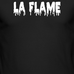 La Flame - Men's Long Sleeve T-Shirt by Next Level
