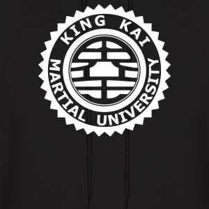 King kai university DBZ - Men's Hoodie