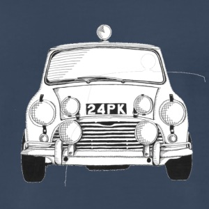 Mini Cooper - Men's Premium T-Shirt