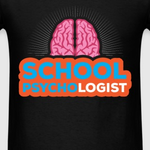 School Psychologist - School Psychologist - Men's T-Shirt