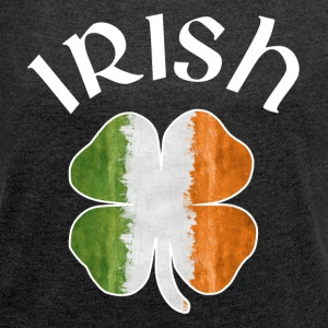 IRISH T-Shirts - Women´s Roll Cuff T-Shirt