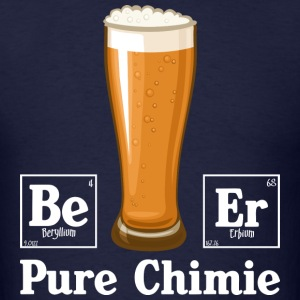 Pure chimie (fonce) T-Shirts - Men's T-Shirt