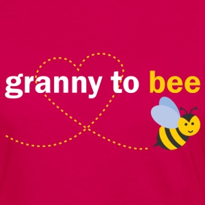 Granny To Bee Long Sleeve Shirts - Women's Premium Long Sleeve T-Shirt