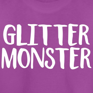 glitter monster Kids' Shirts - Kids' Premium T-Shirt