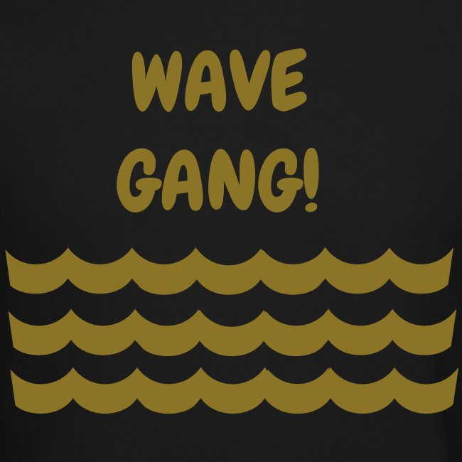 Wave Gang Crewneck