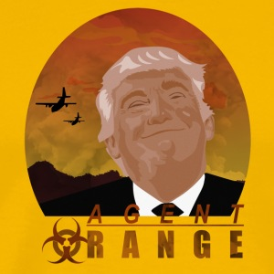trump agent orange - Men's Premium T-Shirt