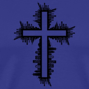 Cross - Men's Premium T-Shirt