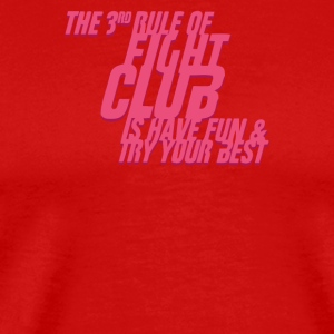 Figh Club - Men's Premium T-Shirt