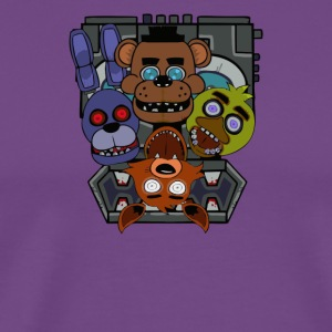 Five Nights at Freddy s - Men's Premium T-Shirt