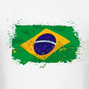 Brazil Flag T-Shirts - Men's T-Shirt