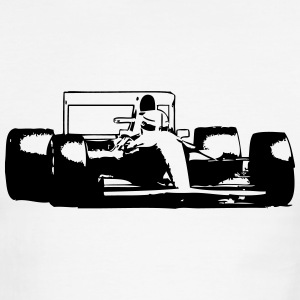 Formula One Racer - Indycar T-Shirts - Men's Ringer T-Shirt