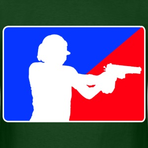 Shooter T-Shirts - Men's T-Shirt