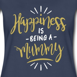 Happy Mummy Shirt - Women's Premium T-Shirt