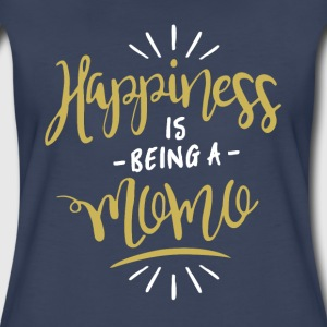 Happy Momo Shirt - Women's Premium T-Shirt