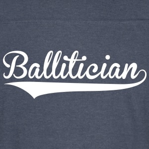 Ballitician (1 Color) - Vintage Sport T-Shirt