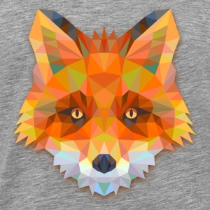 Hipster Fox T-Shirts - Men's Premium T-Shirt