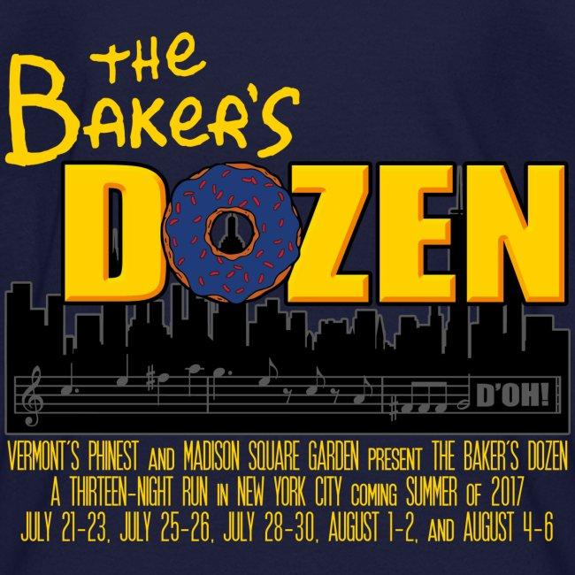 The Baker's D'OHzen Kids' T-shirt