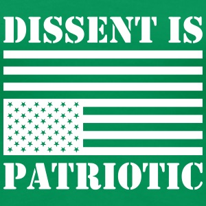 Dissent is Patriotic T-Shirts - Women's Premium T-Shirt