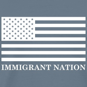 Immigrant Nation T-Shirts - Men's Premium T-Shirt