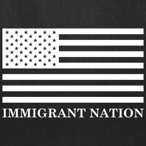 Immigrant Nation Bags & backpacks - Tote Bag