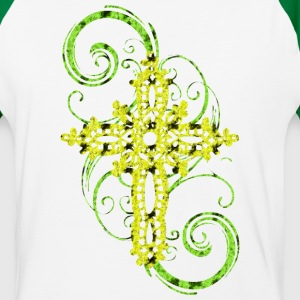 MYSTIC ERA CROSS LEMON LI T-Shirts - Baseball T-Shirt