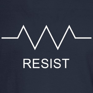 resistance - Men's Long Sleeve T-Shirt