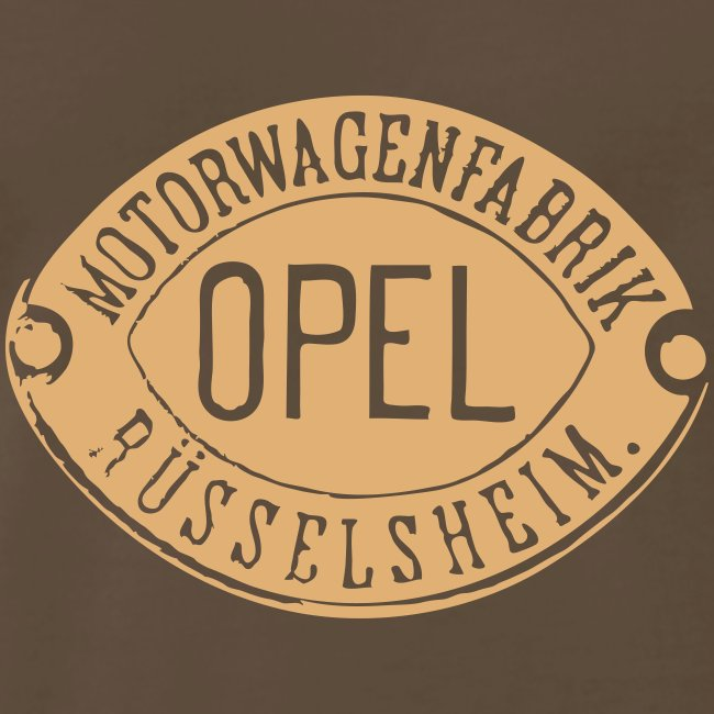 Opel vintage logo