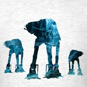 Walker Assault Ice AT-AT SHIRT MAN - Men's T-Shirt