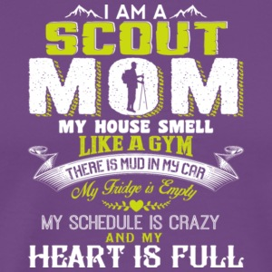I'm A Scout Mom Mother's Day Gifts T Shirt - Men's Premium T-Shirt