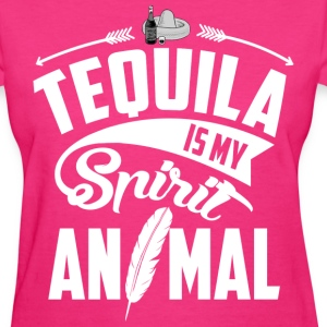 Tequila Spirit Animal T-Shirts - Women's T-Shirt
