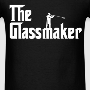 Glass Blowing - The Glassmaker - Men's T-Shirt