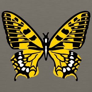 Butterfly yellow Sportswear - Men's Premium Tank