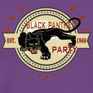 BLACK PANTHER LOGO 1966 - Men's Premium T-Shirt